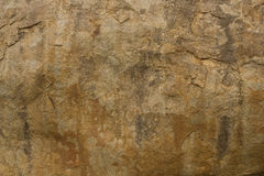 Brown rock texture. Stone background Royalty Free Stock Images