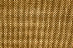 Brown rocznika tkaniny prosty tło stosowny dla jakaś projekta zdjęcie stock