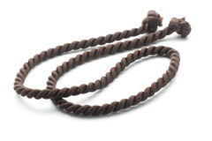 Brown rope Royalty Free Stock Photography