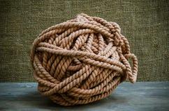 Brown Rope Stock Photos