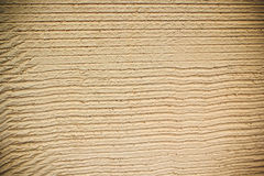 Brown rough concrete wall Royalty Free Stock Photo