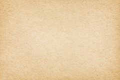 Brown rough paper texture background. The brown rough paper texture background royalty free stock images