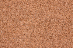 Brown Running Track Rubber Cover Stock Images