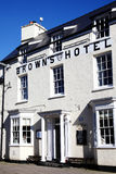 Brown's Hotel Stock Photo