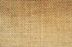 Brown sackcloth texture Royalty Free Stock Photo