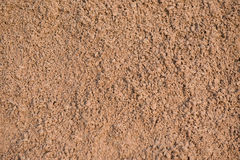 Brown sand background Royalty Free Stock Image