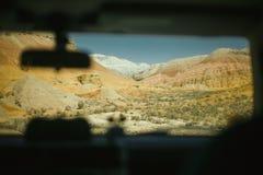 Brown Sand Desert Royalty Free Stock Photo