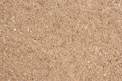 Brown sand texture Royalty Free Stock Photography