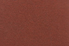 Brown Sandpaper Texture Macro Stock Image