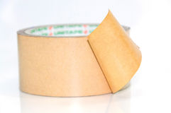 Brown Scotch Tape Stock Image