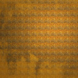 Brown seamless grunge texture Stock Images