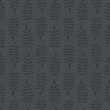 Brown seamless pattern with leaves Royalty Free Stock Image