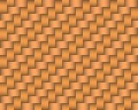 Seamless textile woven texture. Brown seamless textile woven texture royalty free illustration