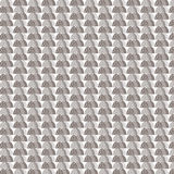 Brown shade half round with star striped pattern background Royalty Free Stock Photos