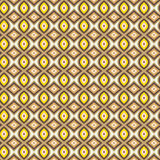 Brown shirt seamless pattern Royalty Free Stock Photo