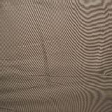 Brown silk cloth material fragment Royalty Free Stock Image