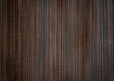 Brown silk fabric texture. Royalty Free Stock Image