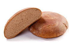 Brown sliced bread Royalty Free Stock Photos