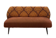 Brown sofa Stock Photo