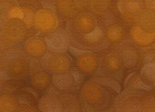 Brown  spirals background Stock Photos