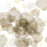Brown Splatter Stock Photography