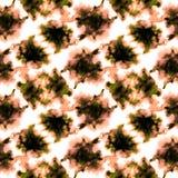 Brown spritzt Muster Stock Abbildung
