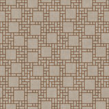 Brown Square Abstract Geometric Design Tile Pattern Repeat Backg Royalty Free Stock Photography