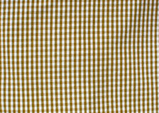 Brown square fabric pattern Stock Photos