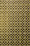 Brown square pattern Royalty Free Stock Photos