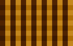 Brown Square Seamless Pattern Royalty Free Stock Photography