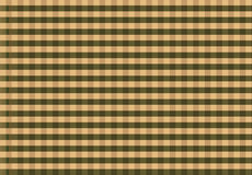 Brown squares. Background with pattern of many squares in brown and beige colors vector illustration