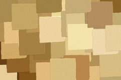 Brown squares pattern Royalty Free Stock Photo
