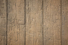 Brown stara drewniana tekstura obraz stock