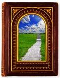Książkowa podróż Obraz Royalty Free