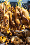 Brown steamed duck. Chinese New  year Royalty Free Stock Photography