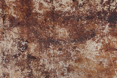 Brown steel plate texture Stock Photos