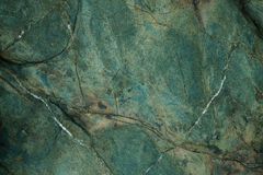 Brown stone with cracks Stock Image