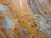Brown stone marble texture. Royalty Free Stock Photography
