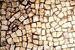 Brown stone/ Paving Stock Images