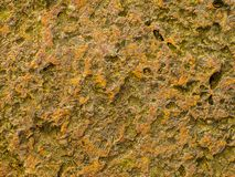 Brown stone texture. Background abstract of stone grunge rough. stock images