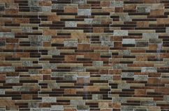 Brown stone texture background Stock Photo