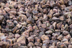 Brown stones Stock Photos