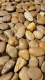 Brown stones Stock Photography
