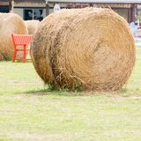 Brown Straw Royalty Free Stock Photography