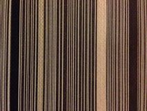 Brown strip pattern Royalty Free Stock Photography
