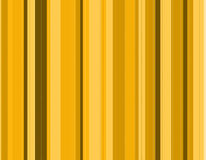 Brown stripe background. Brown and yellow retro striped background. cute stripes Royalty Free Illustration