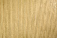 Brown striped textured wallpaper Royalty Free Stock Photo