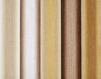 Brown stripes background Royalty Free Stock Images