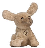 Brown stuffed animal Stock Photography