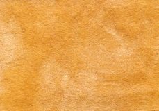 Brown suede Stock Images